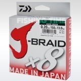 Daiwa J-Braid X8 Green 300m