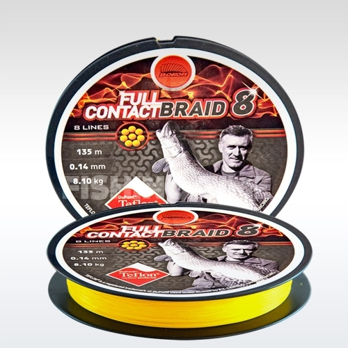 Bokor Full Contact Braid 8