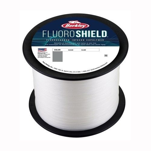 Berkley FluoroShield  - 2743m zsinórok