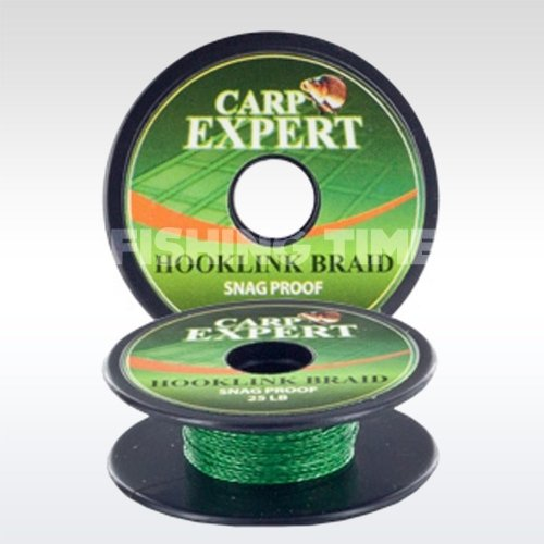 Carp Expert Hookline Braid Snag Proof 10m Zöld