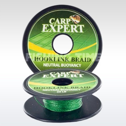 Carp Expert Hookline Braid Neutral Bouyancy 10m Zöld