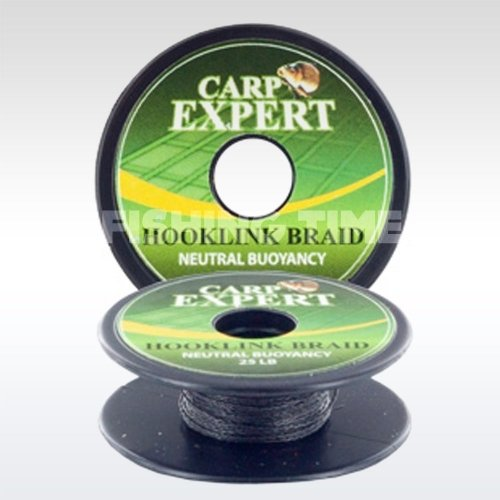 Carp Expert Hookline Braid Neutral Bouyancy 10m Fekete