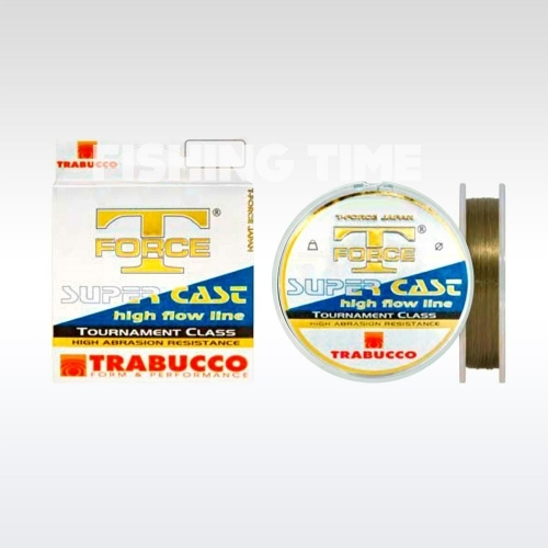Trabucco T-Force Super Cast 150m monofil zsinór