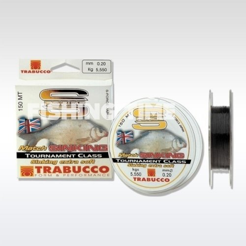 Trabucco S-Force Match Sinking 150m