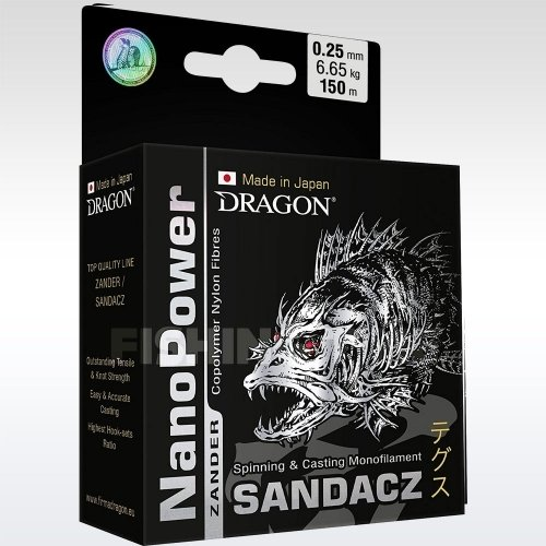 Dragon NanoPower Zander 150m