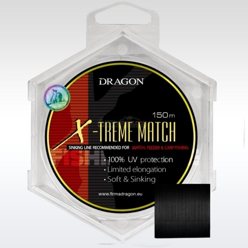 Dragon X-Treme Match Soft&Sinking 150m