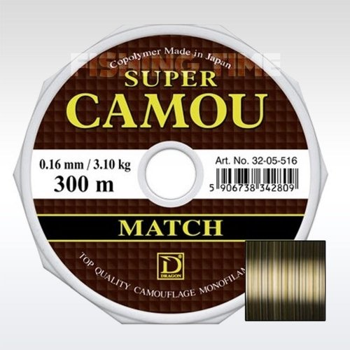 Dragon Super Camou Match 150m
