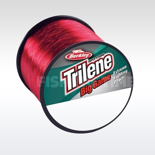 Berkley Trilene Big Game Red 600-1000m bordó monofil zsinór
