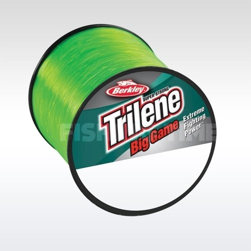 Berkley Trilene Big Game Solar 1/4 lb spool