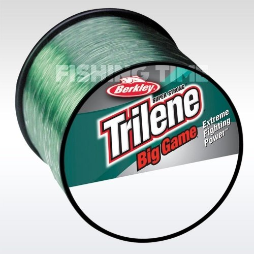 Berkley Trilene Big Game Green 600-1000m zöld monofil zsinór
