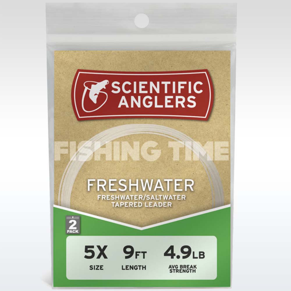 Scientific Anglers Trout Leader 12'