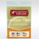 Scientific Anglers Fluorocarbon Leader 2pack