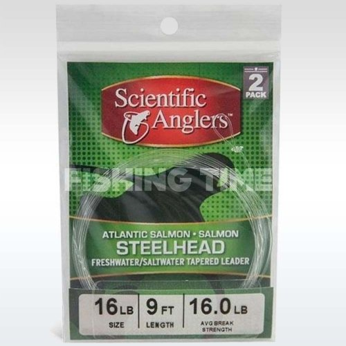 Scientific Anglers Salmon/Steelhead Leader 15'