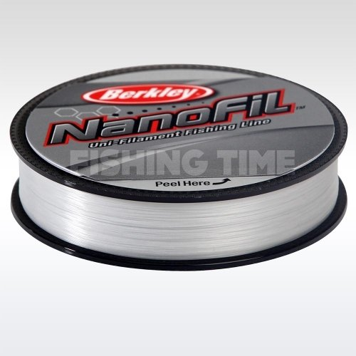 Berkley Nanofil Clear Mist 125m
