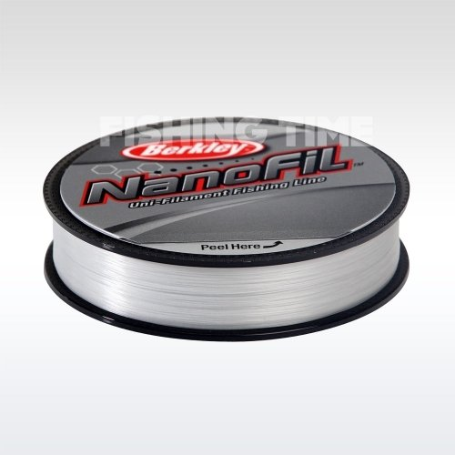 Berkley Nanofil Clear Mist 270m