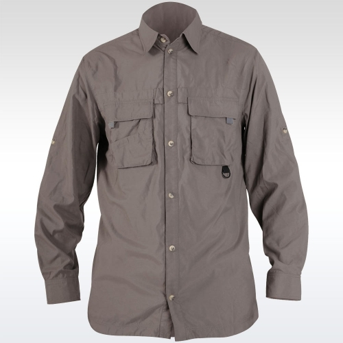 Norfin Cool Long Sleeves Gray ing