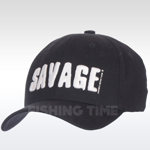 Savage Gear Simply Savage 3D logo Cap baseball sapka
