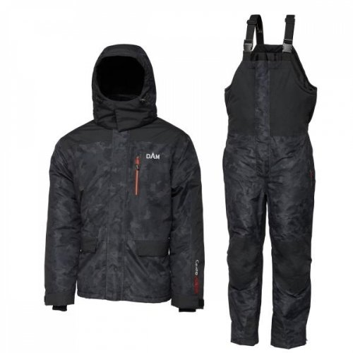 D.A.M. Camovision Black/Grey thermo ruha